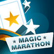 club pogo badge magic marathon
